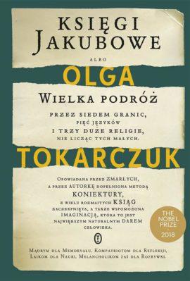 Okładka - Księgi Jakubowe